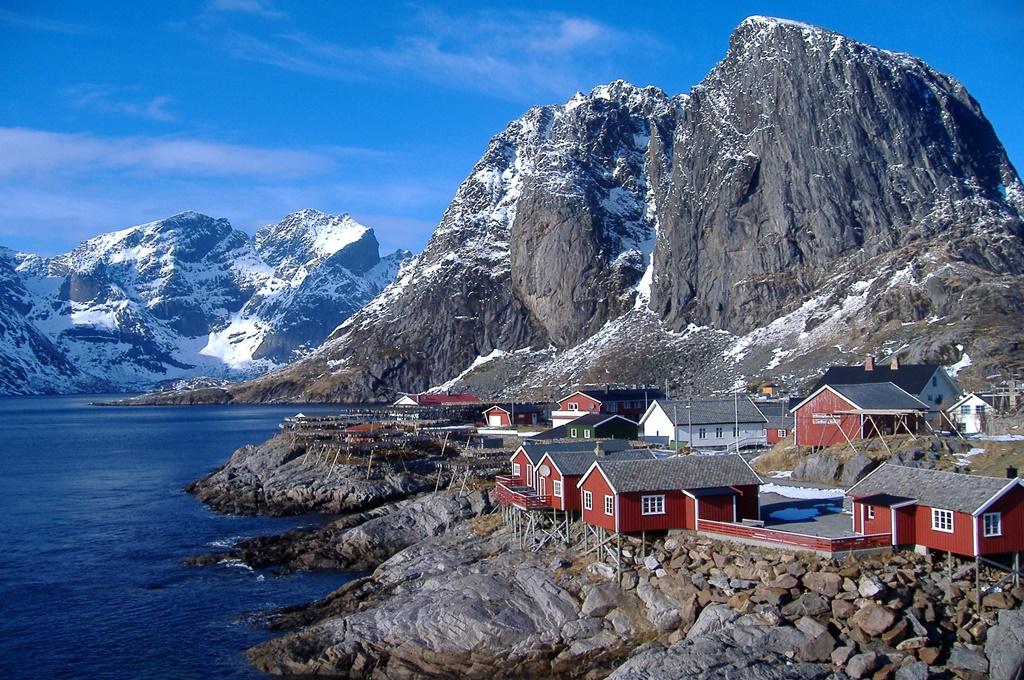 Norvegia de intalnire de fata